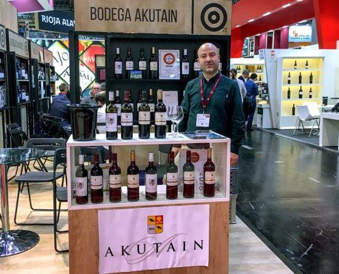Bodega Akutain-Prowein-2018